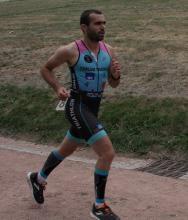 Nicolas sur le 10 kilomètres du Creusot !